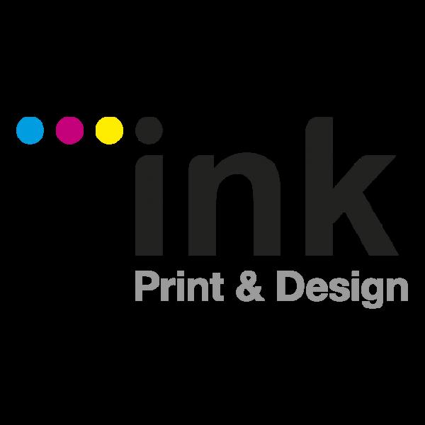 Ink Print and Design logo
