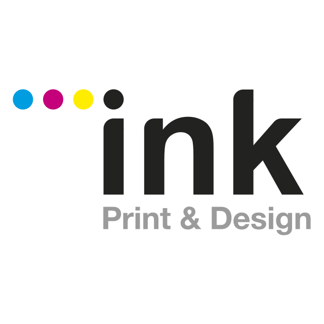 Ink Print and Design logo