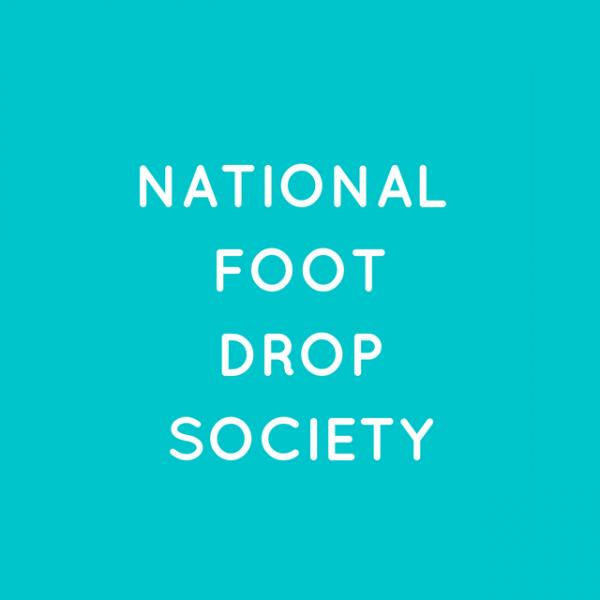National Foot Drop Society logo
