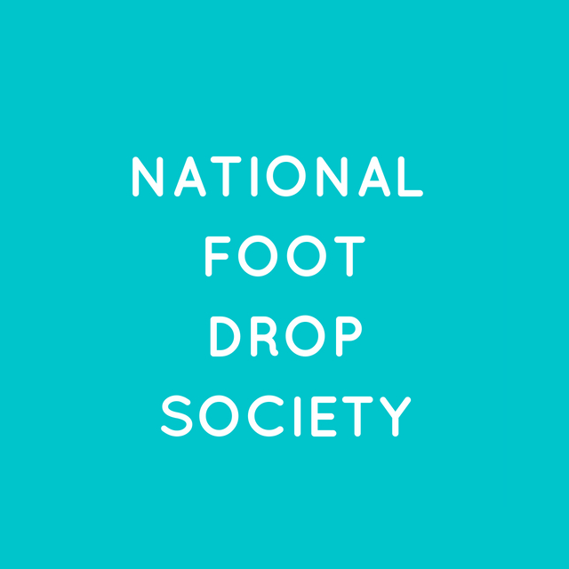 National Foot Drop Society logo