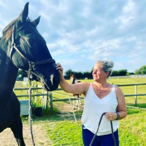 Claire Friend of Follyfoot - Healing with Horses